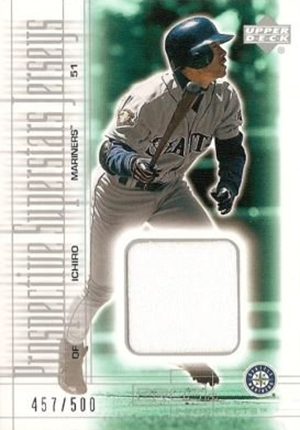 Collect the Best Ichiro Suzuki Rookie Cards 5
