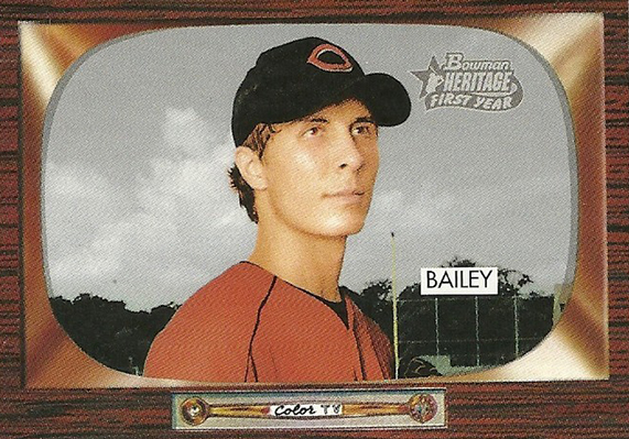 Homer Bailey Cards and Memorabilia Guide 2