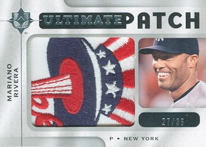 1st Unanimous HOF Selection! Top Mariano Rivera Cards 9