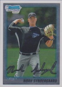 Noah Syndergaard Prospect Card Guide 2