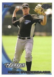 Noah Syndergaard Prospect Card Guide 4