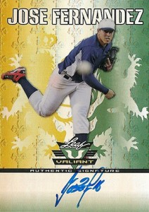 Jose Fernandez Rookie Cards and Prospect Card Guide 18