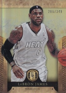 2012-13 Panini Gold Standard Basketball Cards 3