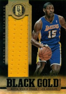 2012-13 Panini Gold Standard Basketball Cards 6
