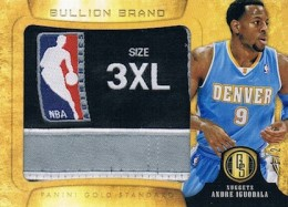 2012-13 Panini Gold Standard Basketball Cards 7