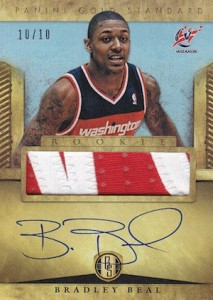 2012-13 Panini Gold Standard Basketball Cards 5