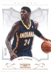 2012-13 Panini National Treasures Basketball Cards 1