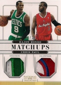 2012-13 Panini National Treasures Basketball Cards 18