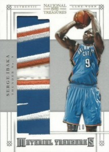 2012-13 Panini National Treasures Basketball Cards 20