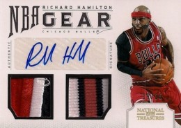 2012-13 Panini National Treasures Basketball Cards 23
