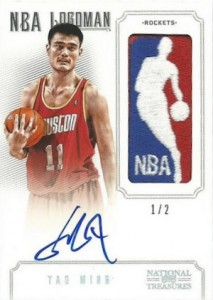 2012-13 Panini National Treasures Basketball Cards 30