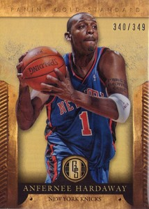 2012-13 Panini Gold Standard Basketball Variations Guide 25