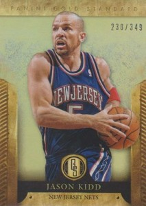 2012-13 Panini Gold Standard Basketball Variations Guide 15
