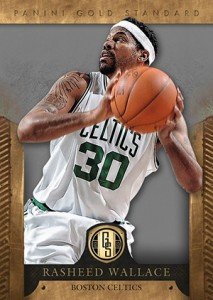 2012-13 Panini Gold Standard Basketball Variations Guide 19
