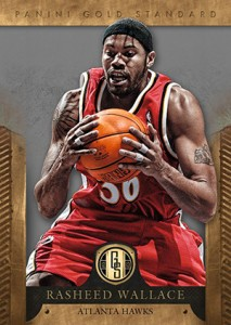 2012-13 Panini Gold Standard Basketball Variations Guide 21