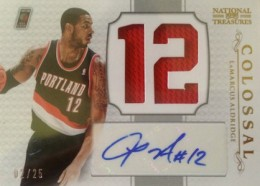 2012-13 Panini National Treasures Basketball Cards 13