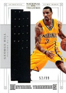 2012-13 Panini National Treasures Basketball Cards 19
