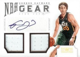 2012-13 Panini National Treasures Basketball Cards 22