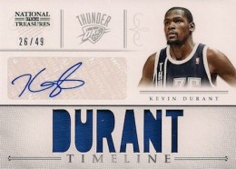 2012-13 Panini National Treasures Basketball Cards 37