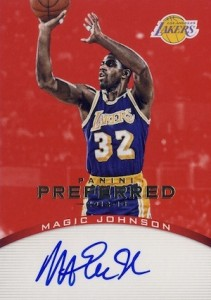 Top 10 Magic Johnson Cards 10