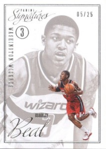 2012-13 Panini Signatures Basketball Cards 2