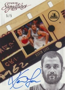 2012-13 Panini Signatures Basketball Cards 13