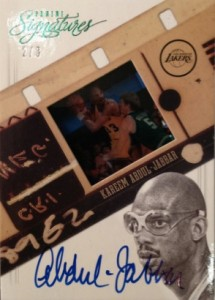 2012-13 Panini Signatures Basketball Cards 14