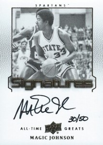 Top 10 Magic Johnson Cards 11