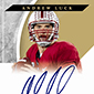 Andrew Luck Signs Deal with Upper Deck, Revealed as Trade UD Mystery Redemption