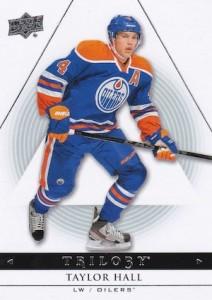 2013-14 Upper Deck Trilogy Hockey Cards 3
