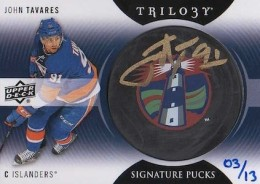 2013-14 Upper Deck Trilogy Hockey Cards 12