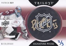2013-14 Upper Deck Trilogy Hockey Cards 13