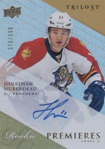 2013-14 Upper Deck Trilogy Hockey Cards 6