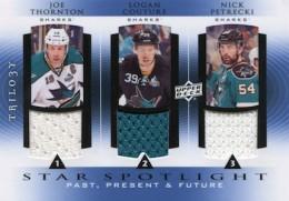 2013-14 Upper Deck Trilogy Hockey Cards 15