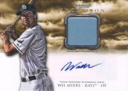 2013 Bowman Inception Baseball Cards 7