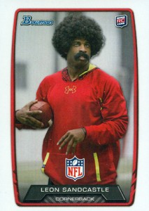 Primetime Guide to Collecting Leon Sandcastle Cards 1