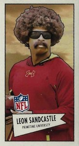 Primetime Guide to Collecting Leon Sandcastle Cards 2