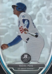 2013 Bowman Platinum Baseball Cards 6