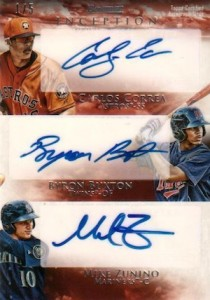 2013 Bowman Inception Baseball Cards 14