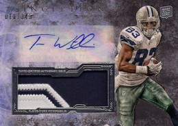 2013 Topps Inception Football Cards 6