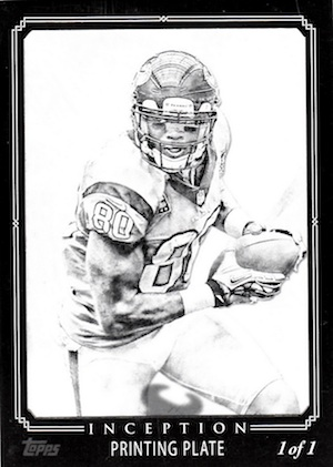 2013 Topps Inception Football Cards 4