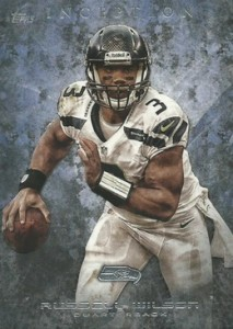 2013 Topps Inception Football Cards 3