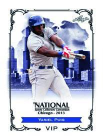Comprehensive 2013 National Sports Collectors Convention Guide 24