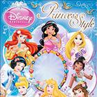 2013 Panini Disney Princess Style Stickers