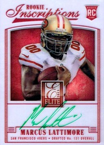 2013 Panini Elite Football Rookie Inscriptions Short Prints Guide and Gallery 23