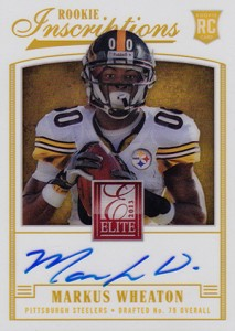2013 Panini Elite Football Rookie Inscriptions Short Prints Guide and Gallery 32