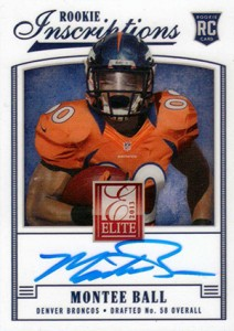 2013 Panini Elite Football Rookie Inscriptions Short Prints Guide and Gallery 37