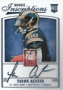 2013 Panini Elite Football Rookie Inscriptions Short Prints Guide and Gallery 28