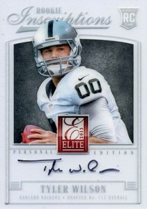 2013 Panini Elite Football Rookie Inscriptions Short Prints Guide and Gallery 9