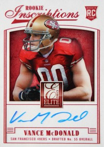 2013 Panini Elite Football Rookie Inscriptions Short Prints Guide and Gallery 20